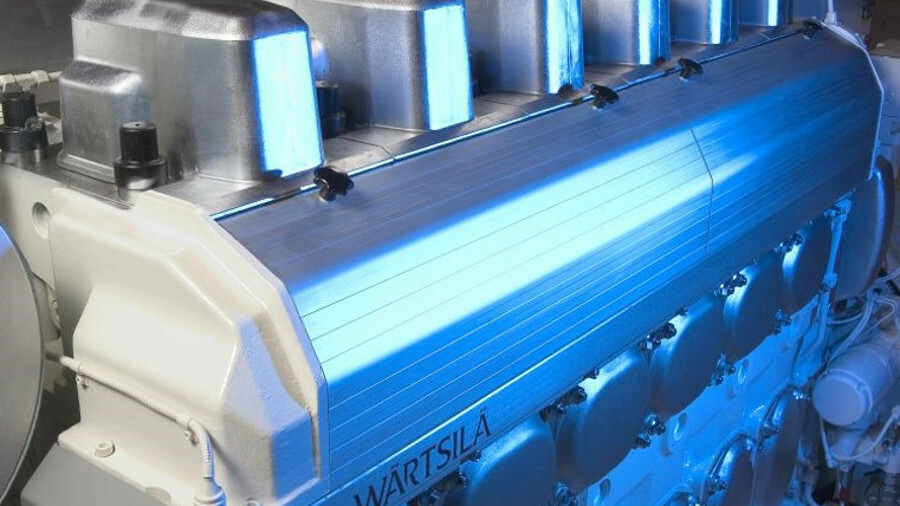 The latest Wärtsilä 20 coaxes another 200 rpm from the power unit