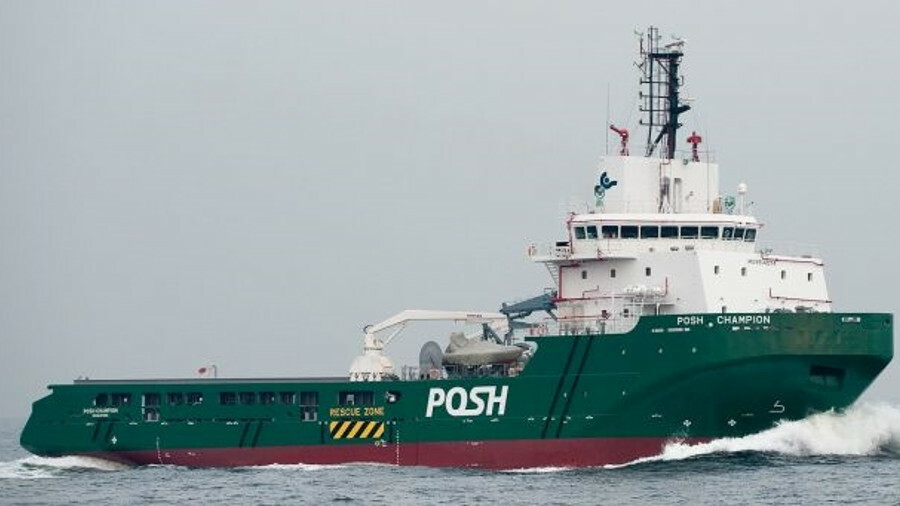 Now entering the offshore wind market, POSH is a well-known provider of marine services in the offsh