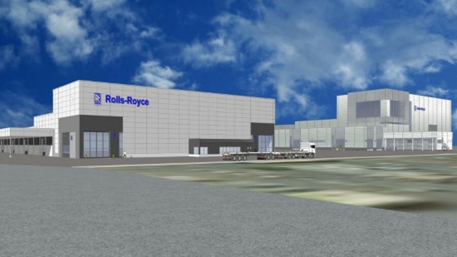 Consolidating all work at Rauma on one site allows Rolls-Royce to streamline production
