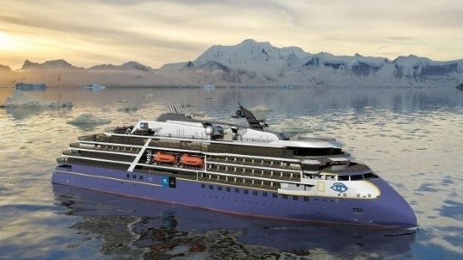 Lindblad Expeditions is expanding its fleet with a new polar cruise ship