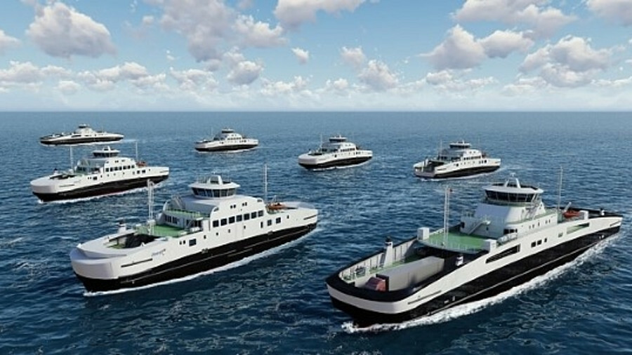 Ferry operators focus on green solutions