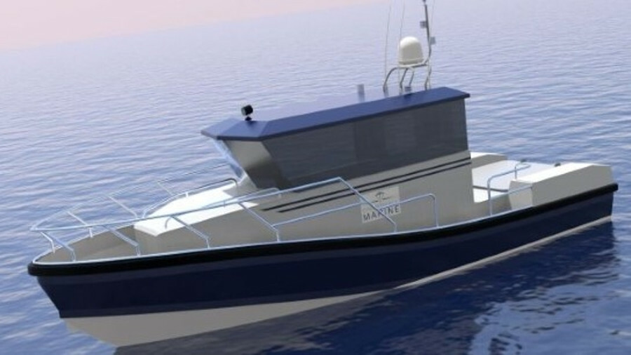 The first example of Chartwell Marine's innovative new designs could be in the water in early 2019