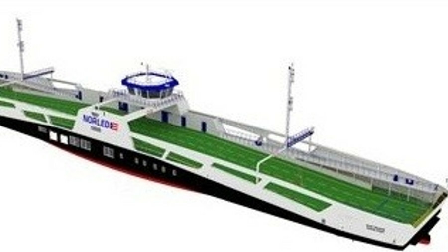 Norled has contracted Remontowa Shipbuilding to construct two diesel electric hybrid ferries