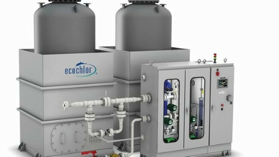 Ecochlor is supplying 55 of its BWMSs to Scorpio Tankers