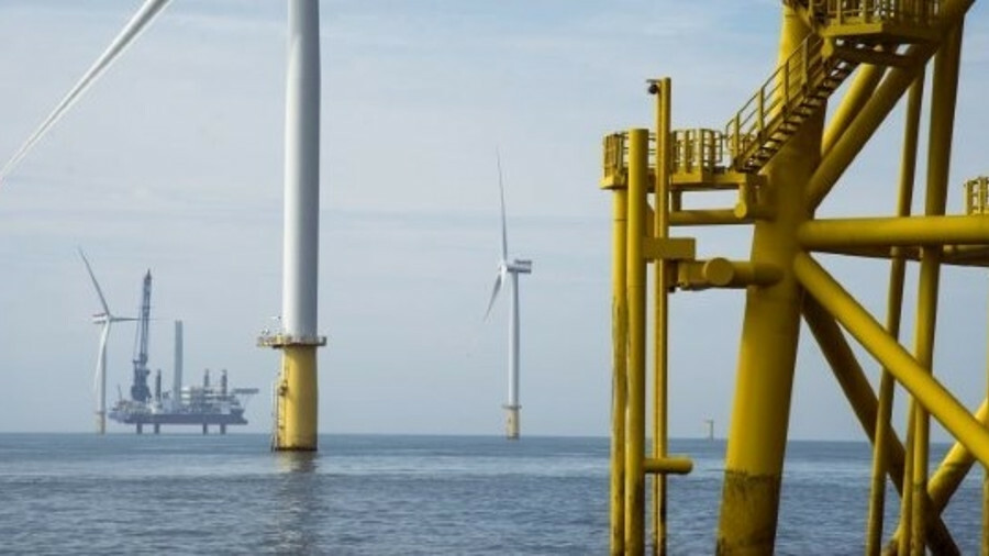 UK shipping's representative body says it welcomes renewable energy but is concerned about windfarms