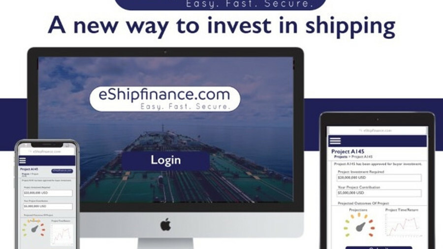 Riviera Maritime Media - Opinion - Online ship finance