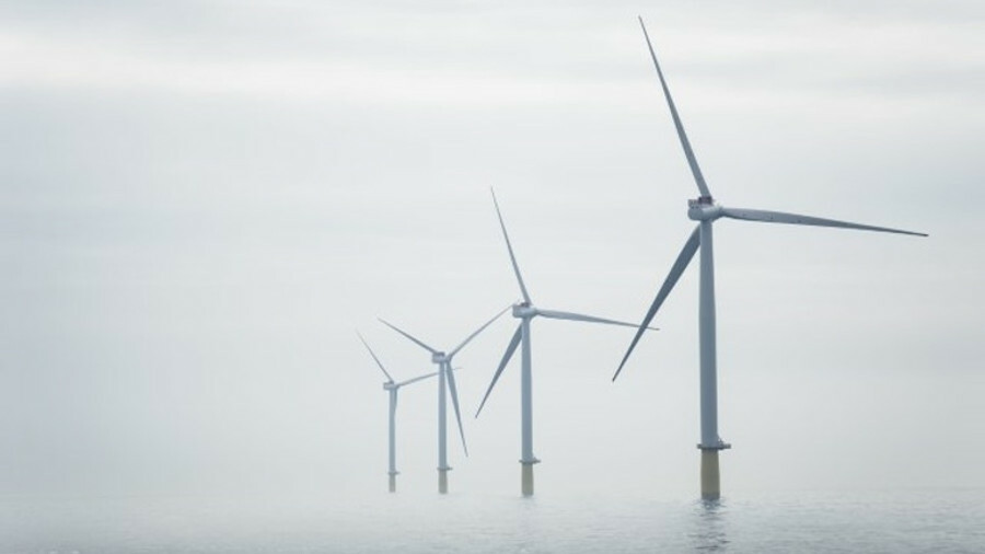 Offshore wind has potential to provide significant amounts of clean power to industry via hydrogen