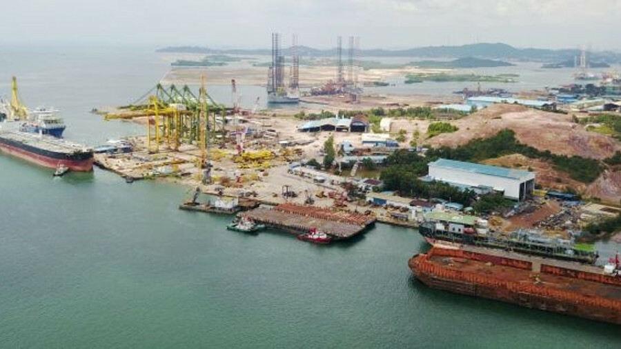 Newport Shipping's ship repair network includes PaxOcean Pertama, Batam