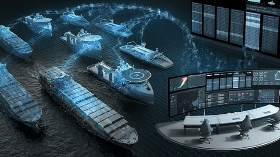 The fleet management command centre draws in data from a range of sources, includingenergy and equip