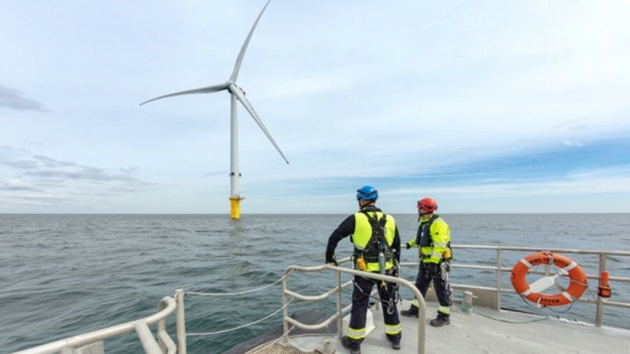 Digital doppelgangers could help maintain offshore windfarms and reduce costs