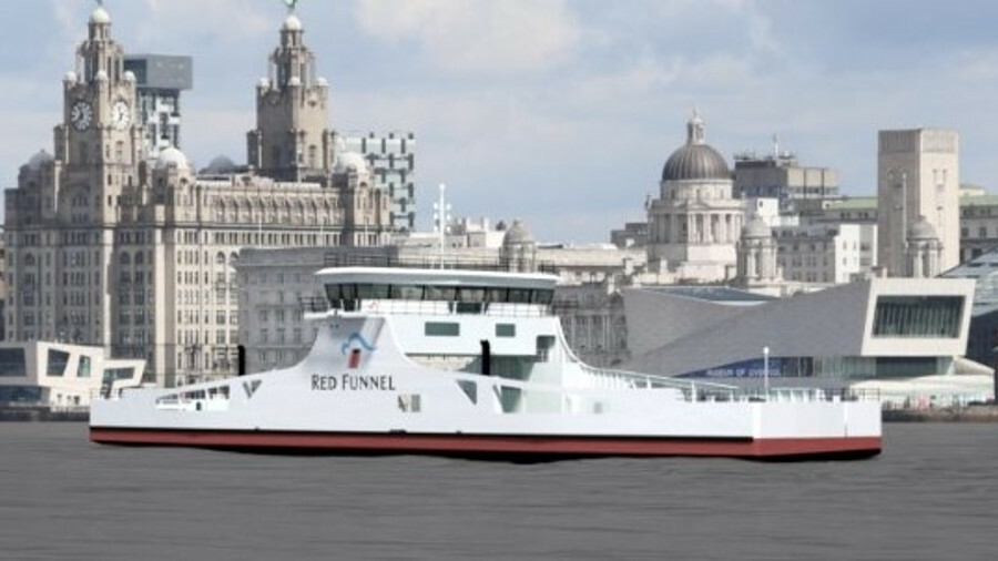 Red Funnel trials new biofuel and expands fleet