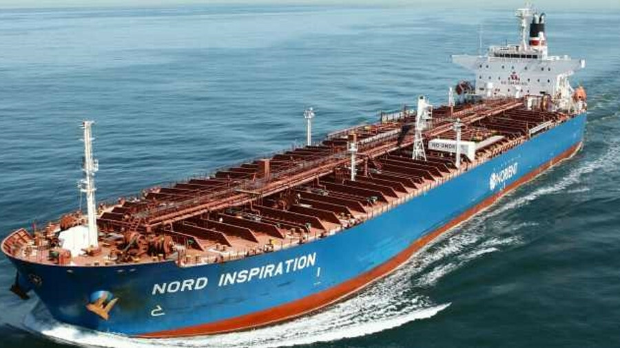 Norden operates a fleet of product tankers, such as <i>Nord Inspiration</i>