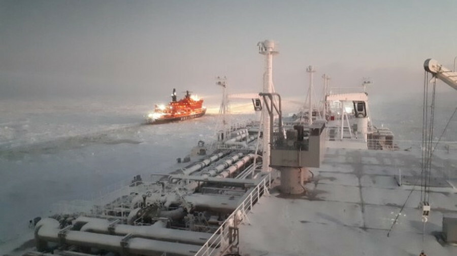Streamlining Arctic LNG routes to market