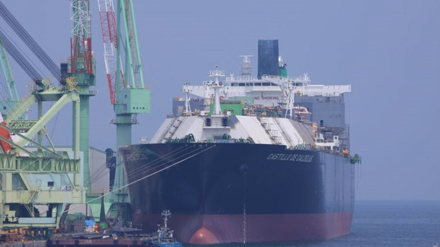 Orders top deliveries in busy year for LNG shipyards