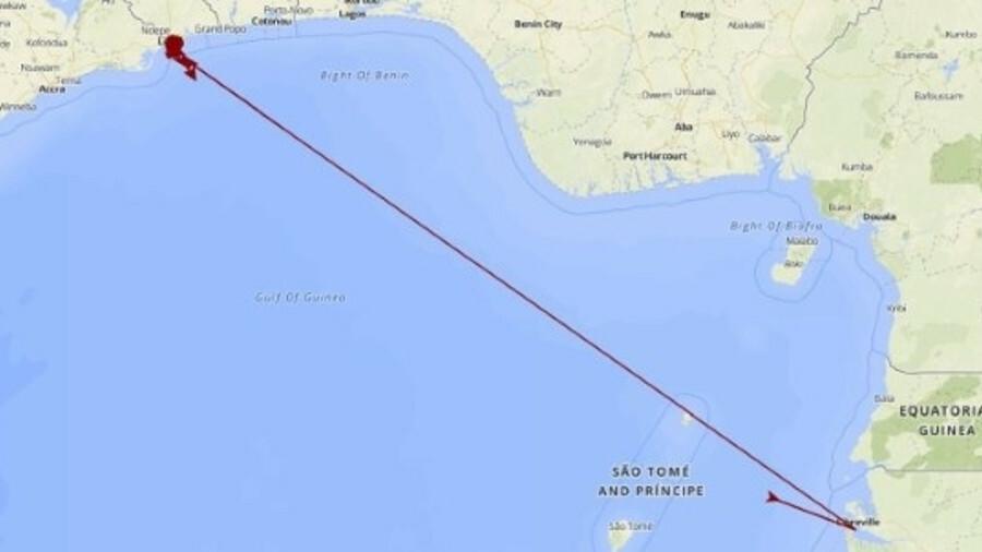 Update: Tanker missing for over a week docks in Togo