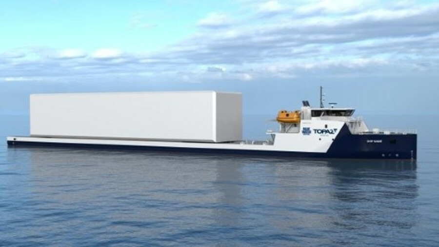 Eighteen MCVs for the Tengizchevroil project have been received so far (credit: VARD)