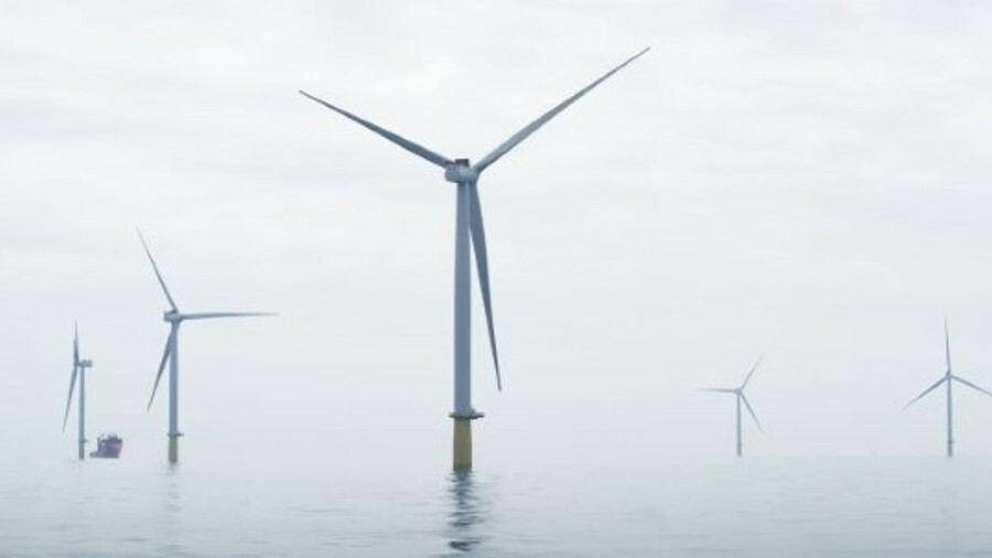 Asia's 100-GW offshore wind potential could replace 350M tonnes of coal generation