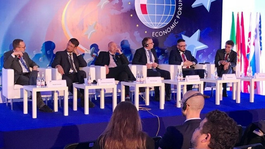 Representatives of WindEurope were present at the Krynica Economic Forum, making the case for offsho