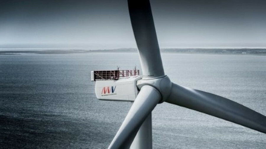 Three V164-8.4 MW turbines have been ordered from MHI Vestas for the WindFloat Atlantic project off