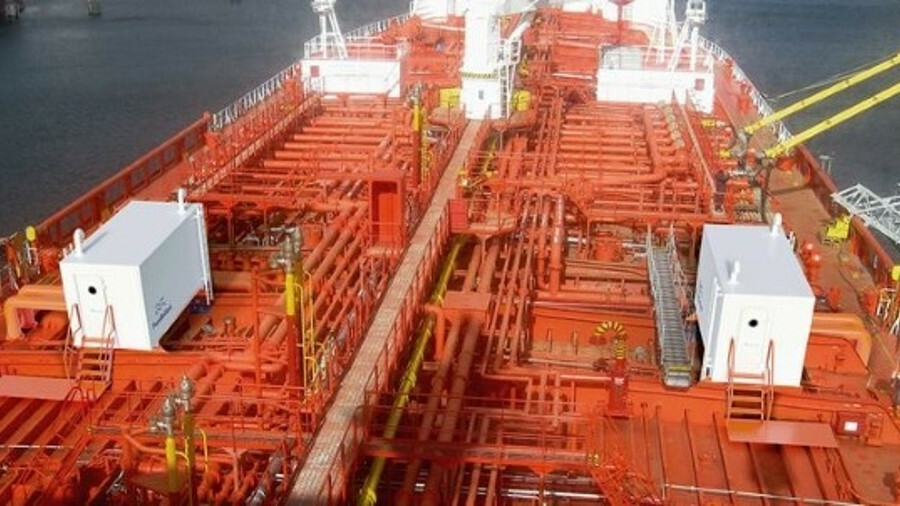 Alfa Laval has developed deckhouses with ballast treatment and pumps. They will resemble the deckhou