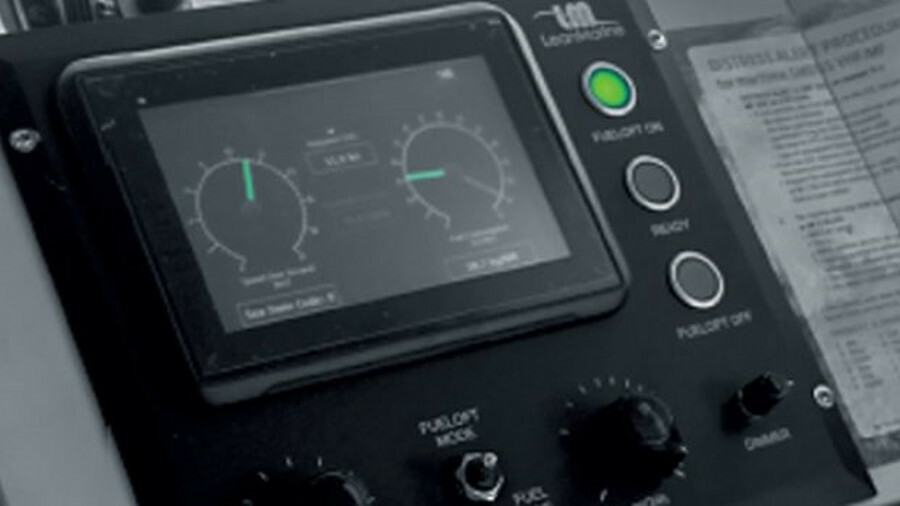 Dial in the speed and the system takes care of rpm and propeller pitch