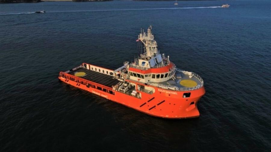 Sentinel Marine ERRVs can tackle many tasks