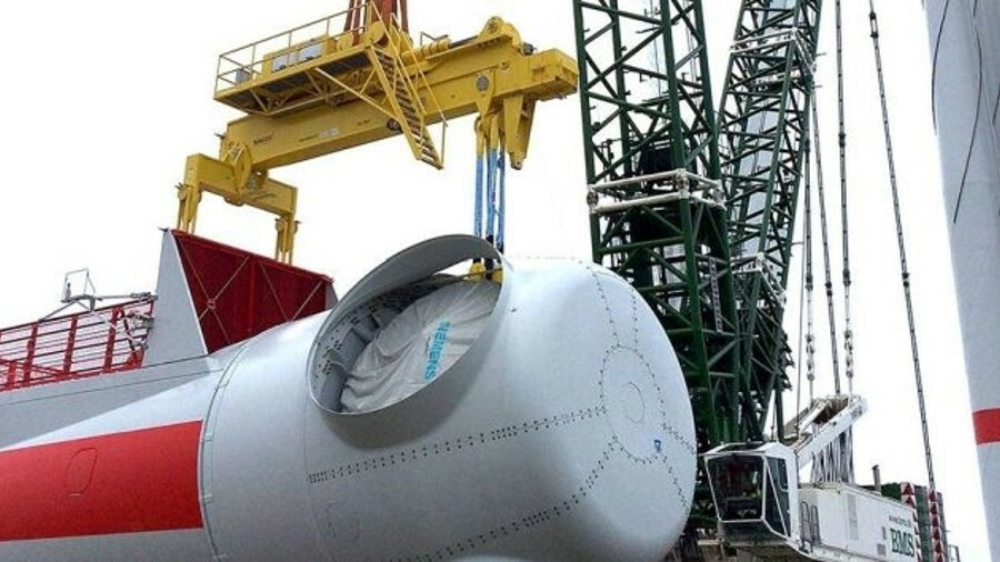 SH Group has supplied handling equipment for offshore wind projects in Europe and plans to expand in