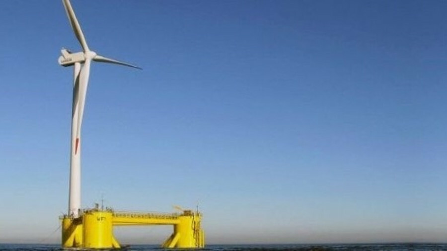 RECA and industry partners in the project plan to build a floating offshore windfarm off Eureka in H