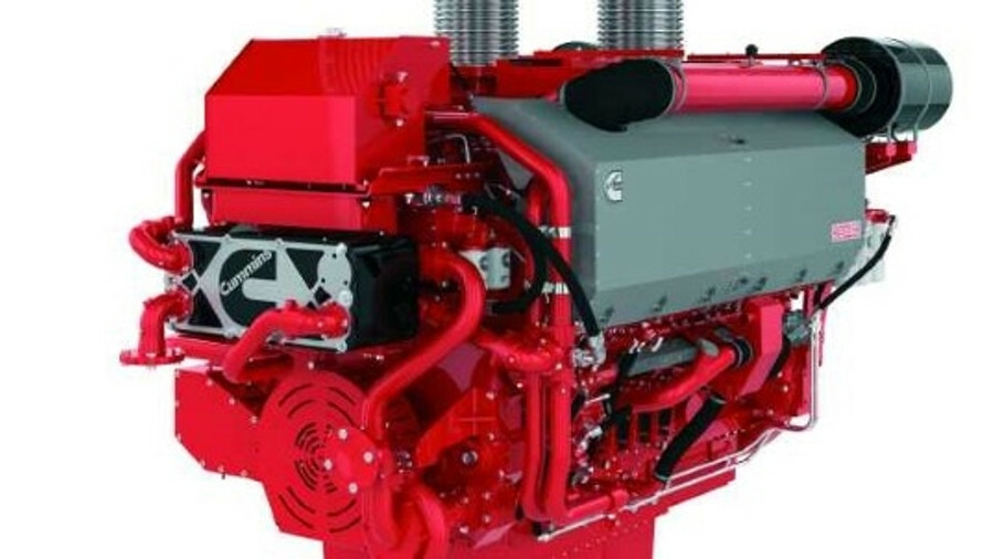 QSK60 Tier III will be available in a power range of 1,491-2,013 kW