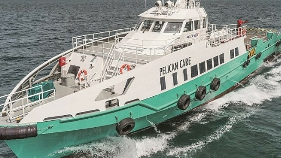 Penguin picks Royston enginei EFMS for security and crew boats