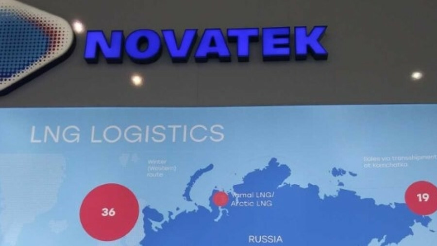 Novatek's exploitation of LNG from the Arctic is not being deterred by US sanctions