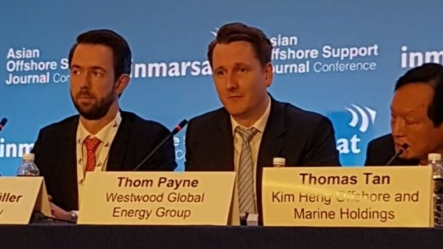 Right sizing will set the industry on the right path, said Westwood Global Energy Group's Thom Payne