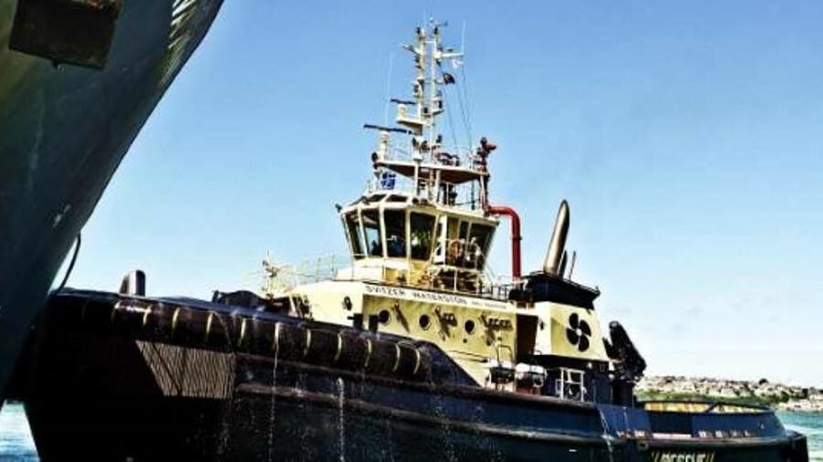 Riviera Maritime Media - News Content Hub - Svitzer secures