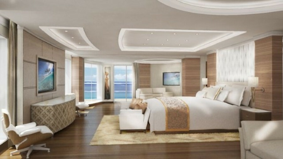 China: a 'new frontier' for cruise design