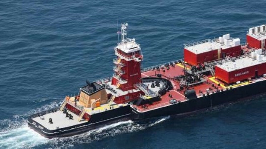 Bouchard operates ATBs that transport petroleum throughout the US coastal market