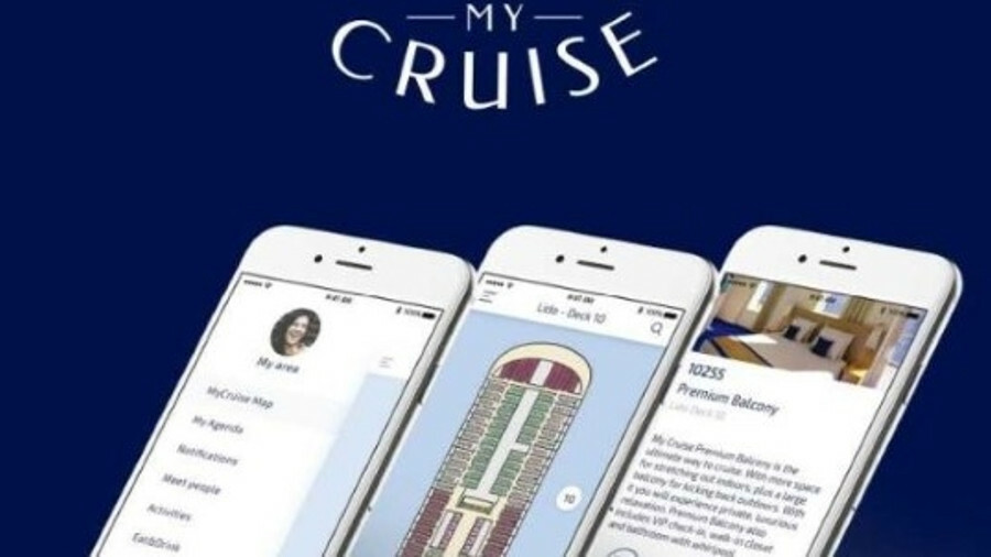 Yacht Mapper mobile phone app: finding your way around a super yacht
