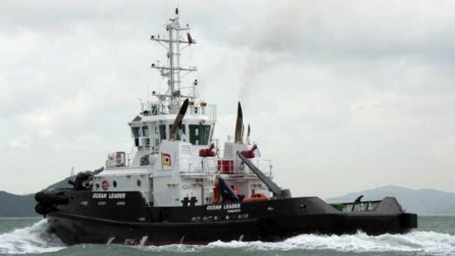 Ocean Sparkle ordered more tugs from Cheoy Lee, which built two terminal tugs for the Indian owner