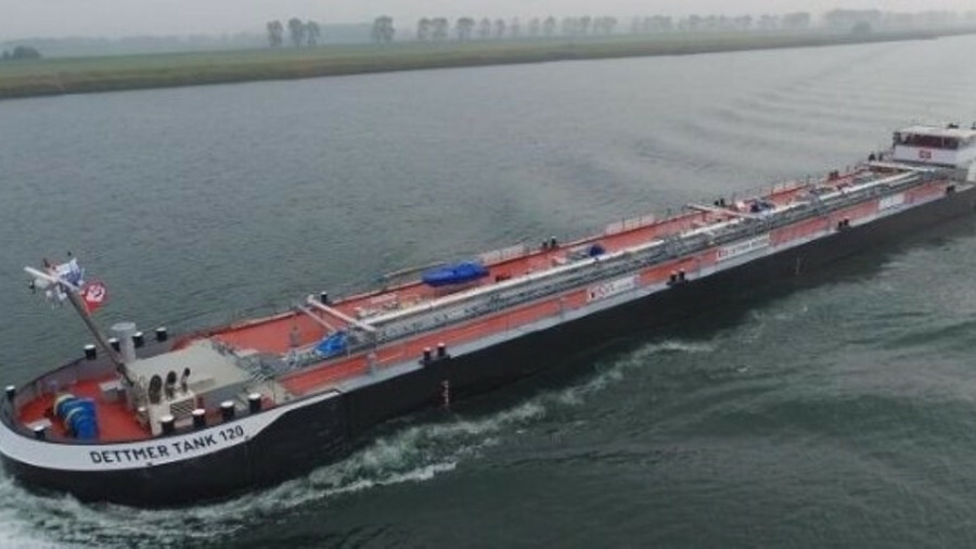 Much of the bunkering and transport infrastructure for methanol already exists and can be extended f