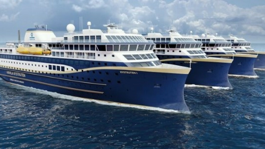 Rolls-Royce Commercial Marine has scooped the contrcat to provide power and propulsion for Havila Ky