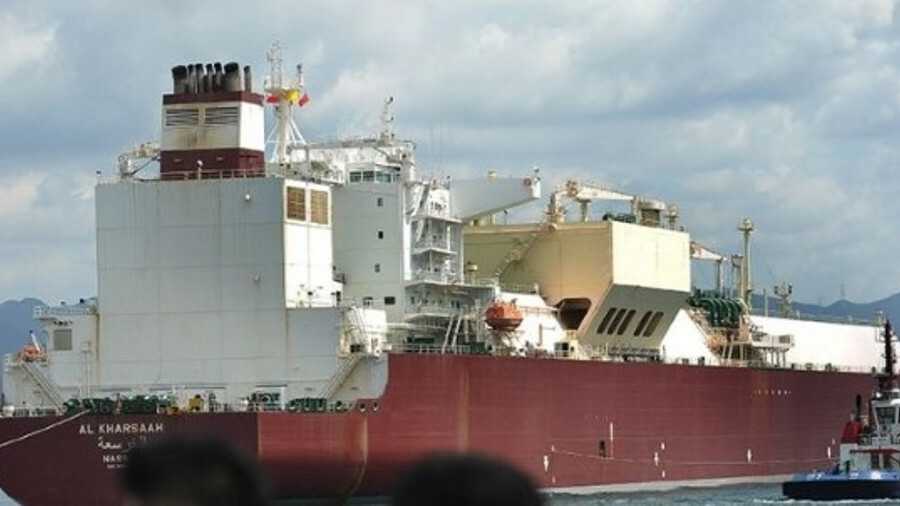 Nakilat's Al Kharsaah delivered one of the early cargoes to the recently inaugurated, CNOOC-operated