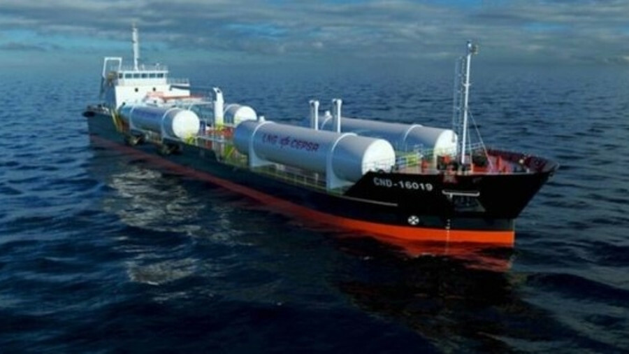 Bunker Breeze will take up station for vessel fuelling operations in the Bay of Gibraltar in Novembe