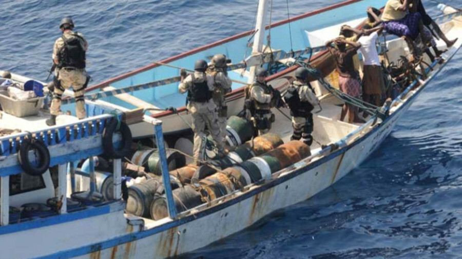 Piracy is on the rise; in the first half of 2018 69 vessels were boarded, 11 vessels fired upon and