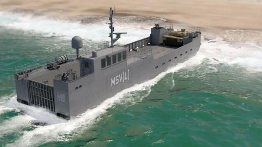 Riviera News Content Hub Mjp Waterjet Propulsion Chosen For New Us Army Landing Craft