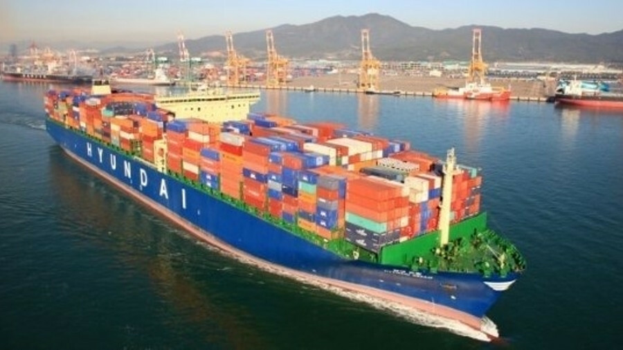 HMM is aiming to build up its capacity to 1M TEU and post annual revenue of US$22Bn by 2022