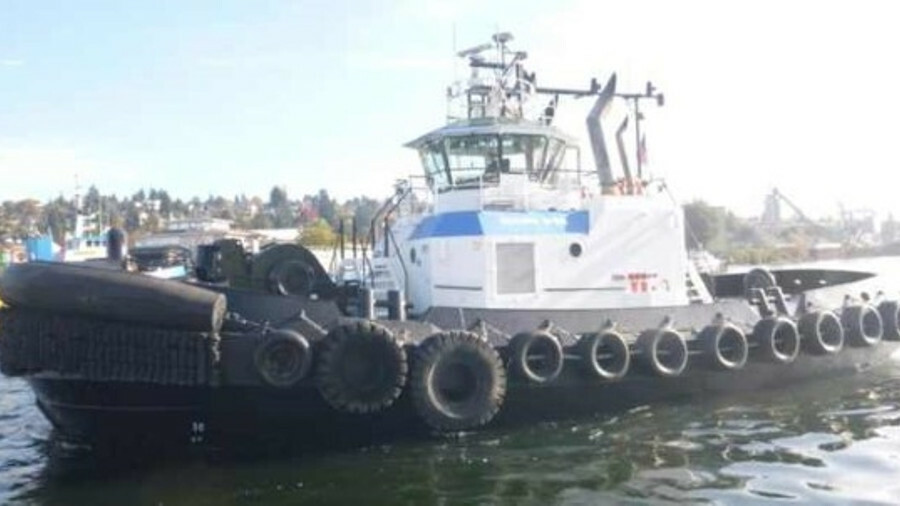 Bering Wind will be operated by Cook Inlet Tug & Barge in Anchorage, Alaska