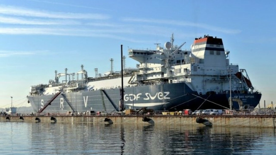 Previous LNGC repair work at CNM included the servicing of the Engie-chartered regas vessel GDF Suez