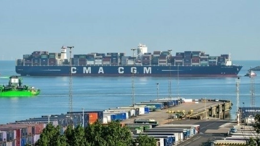 CMA CGM is among carriers planning to initiate a blockchain consortium