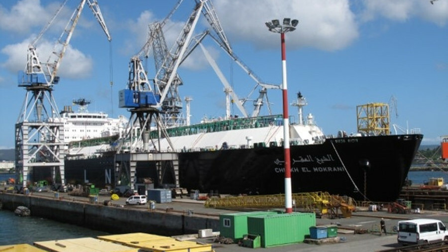 Navantia foremost amongst Atlantic Basin LNG repairers