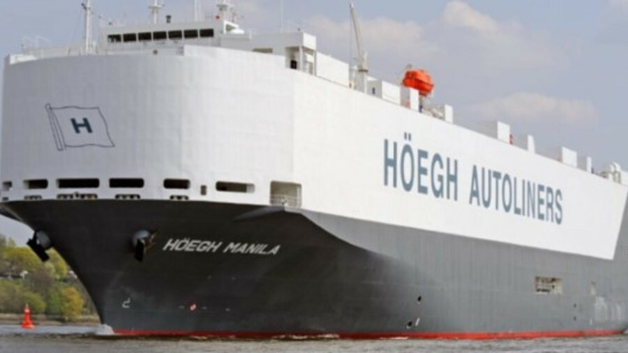 Höegh Autoliners and Optimarin establish a long-term relationship