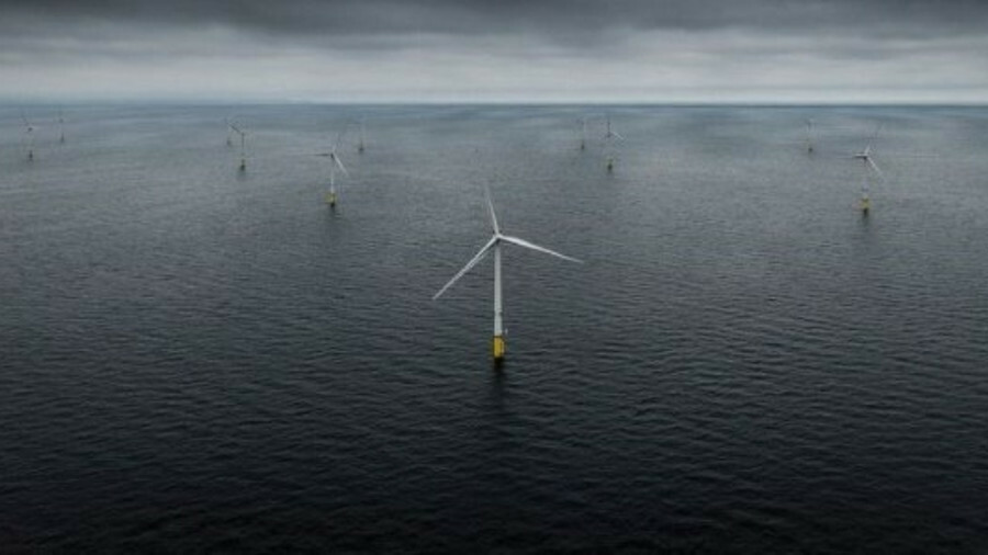 Parkwind has confirmed an order for the V164-9.5 MW for the Northwester 2 offshore windfarm in Belgi